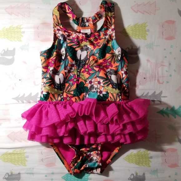 Cat and Jack Swimsuit Size 2T
